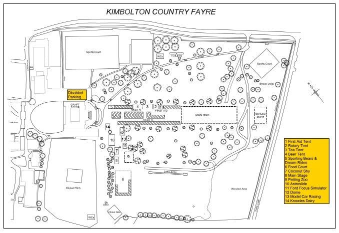 KCFmap